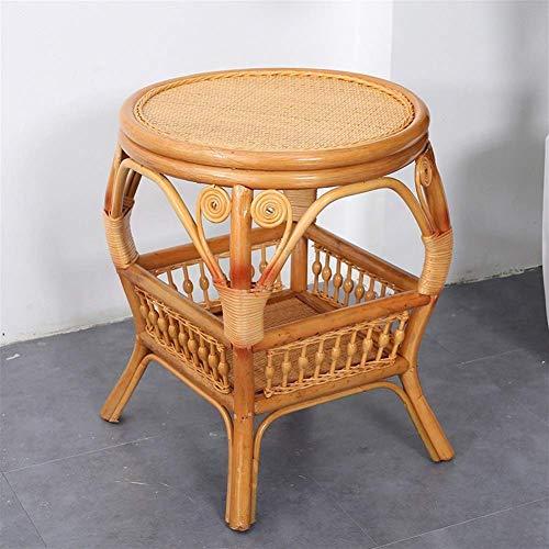 QQXX echt rotan vrijetijdsstoel kantoor terug / thee balkon buiten rotan rotan draaistoel woonmeubel (kleur: lichte kleur stoel) 1 1
