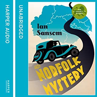 The Norfolk Mysteries     County Guides to Murder, Book 1              By:                                                                                                                                 Ian Sansom                               Narrated by:                                                                                                                                 Mike Grady                      Length: 8 hrs and 20 mins     59 ratings     Overall 3.7