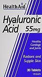 HealthAid Hyaluronic Acid 55mg - 30 Vegan Tablets