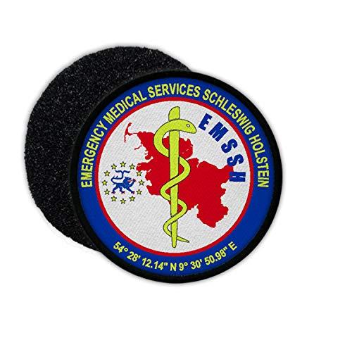 Patch EMSSH Rettungsdienst Schleswig Holstein Lübeck Kiel Nord #33057