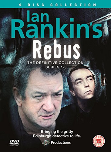Ian Rankin's Rebus: The Definitive Collection - Series 1-5 [DVD] [Reino Unido]