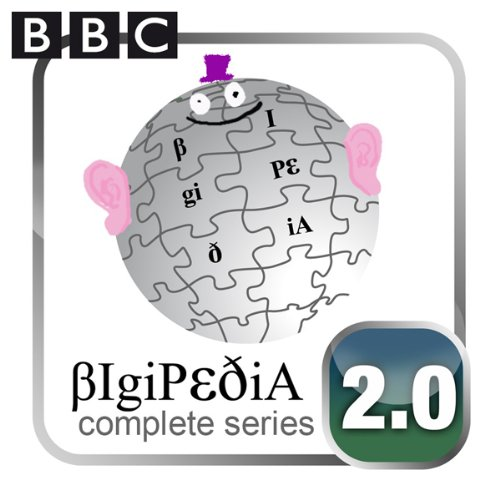 Bigipedia: The Complete Series 2 audiobook cover art