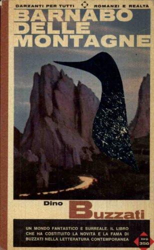 Barnabo delle montagne Il segreto del bosco vecchio