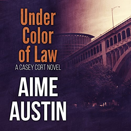 Under Color of Law audiobook cover art