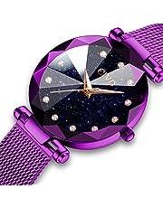 [チーヴォ]CIVO 腕時計レディース 女性時計薄型 ステンレスメッシュ防水ウオッチ シンプル watch for women クオーツ おしゃれ ファッション ビジネス 綺麗 かわいい