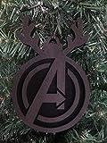 Bolas de Navidad Avengers Personalizadas Inrrompibles