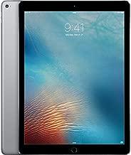 Apple iPad Pro 12.9in Tablet (256GB Wi-Fi + 4G, SPACE GRAY  )(Renewed)