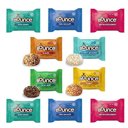 Bounce Energy Balls Range Mixed Case 10 x 40g