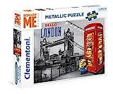 Clementoni Spa - Puzzle metã¡lico minions , color/modelo surtido
