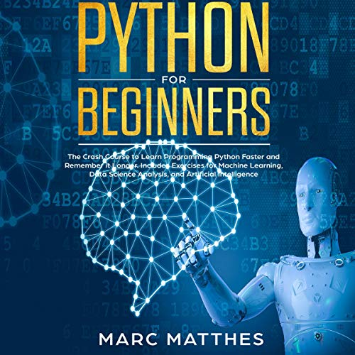 Python for Beginners  By  cover art
