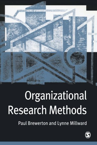 Organizational Research Methods: A Guide for Students and Researchers