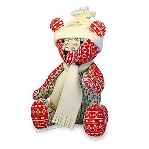 picture relating to Printable Teddy Bear Patterns known as Teddy Undertake Behavior Sewing: .united kingdom