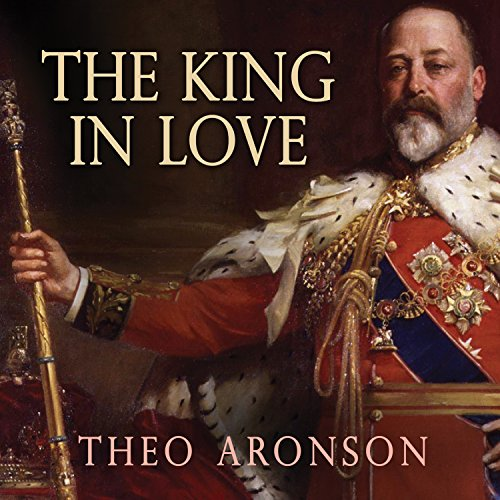 The King in Love audiobook cover art
