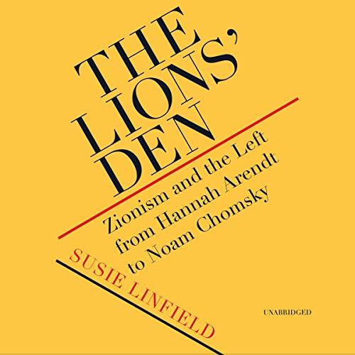 The Lions' Den cover art