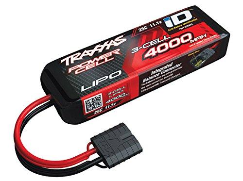 Traxxas Modellbau-Senderakku (LiPo) 11.1 V 4000 mAh Zellen-Zahl: 3 25 C Box Hardcase Traxxas iD