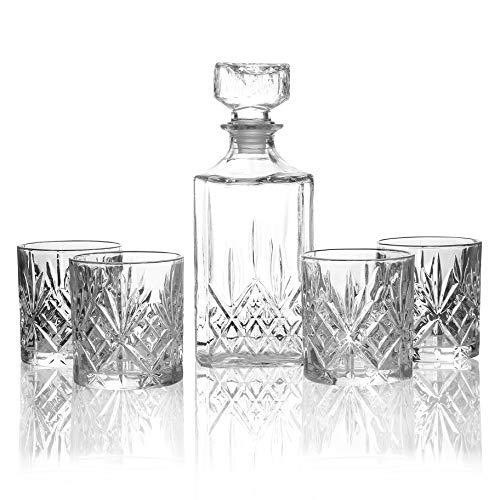 obtener vasos whisky cristal personalizados en internet