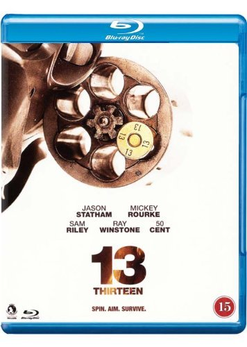 Thirteen (2010) ( 13 ) ( Russian Roulette ) (Blu-Ray)