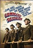 Command Decision Edizione: Stati Uniti Italia DVD