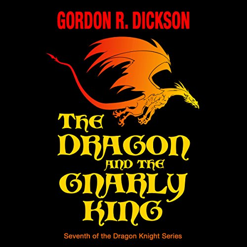 The Dragon and the Gnarly King cover art