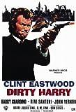 Dirty Harry Movie Poster (27,94 x 43,18 cm)