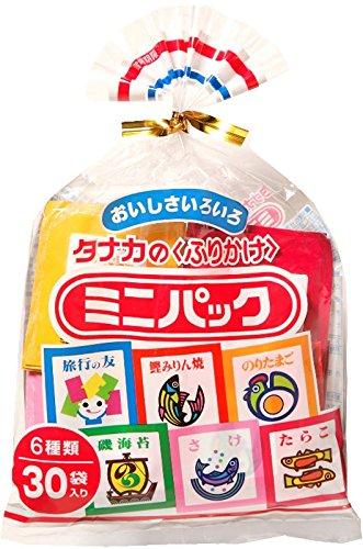 田中 いろいろミニパック 30袋入り 75g
