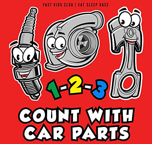 1-2-3 Count with Car Parts (123 ...