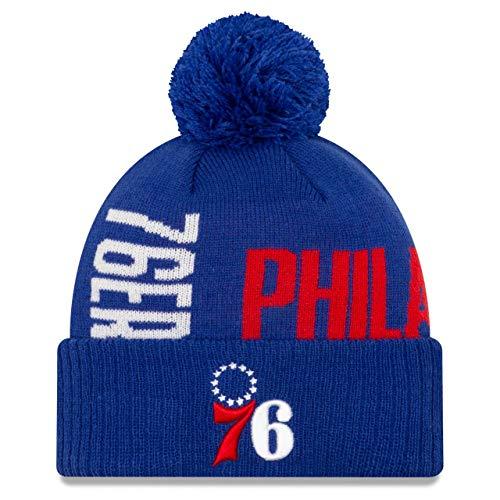 New Era Bobble Beanie - NBA TIP OFF Philadelphia 76ers