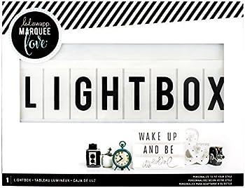 Heidi Swapp 13 x 10 Inch White Cinematic Lightbox