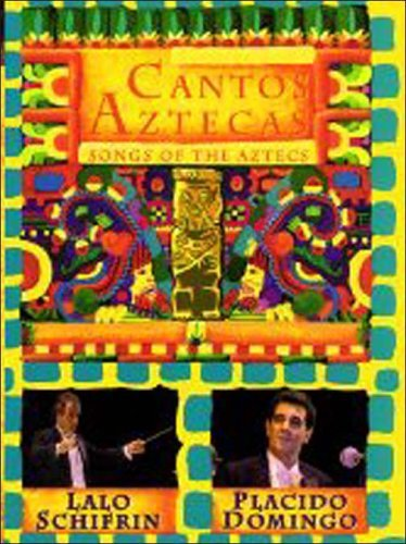 Cantos Aztecas DVD Video Longplay