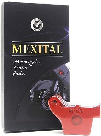 Mexital Bremsbeläge Vorne Für Cr 125 R Cr 250 R 02 07 Crf 250 R X 04 17 Crf 450 R X 02 17 Auto