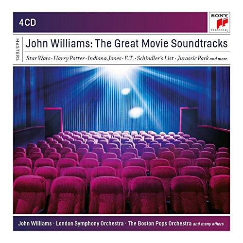 John Williams: the Great Movie Soundtracks