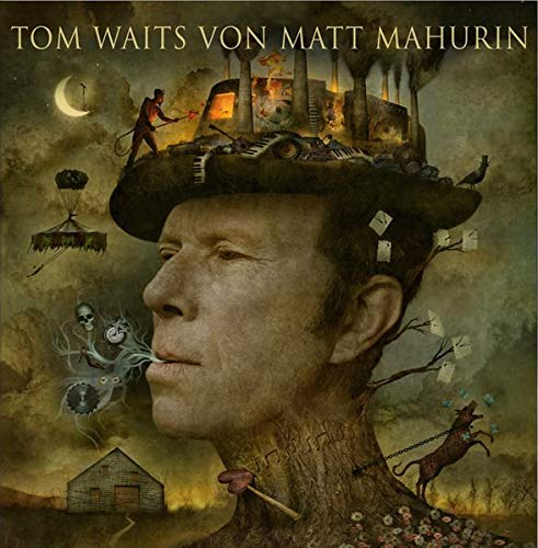 Tom Waits von Matt Mahurin