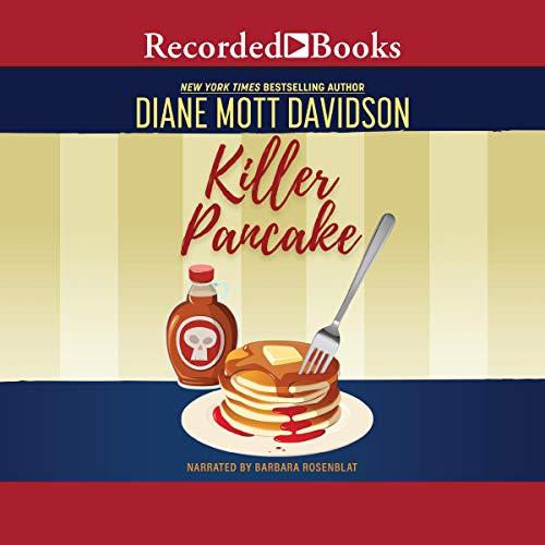 Killer Pancake Audiobook By Diane Mott Davidson cover art