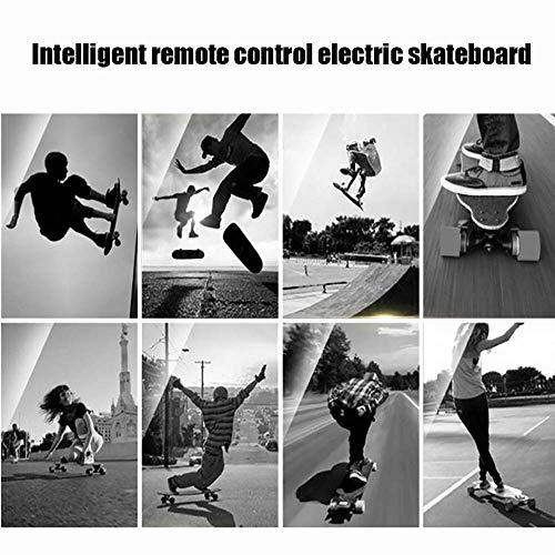 Elektro Skateboard Mini Caster Bild 3*