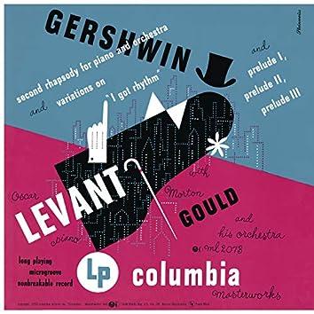 "Gershwin: Second Rhapsody & ""I Got Rhythm"" Variations (Remastered)"