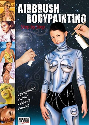 Airbrush Bodypainting Step by Step