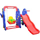 HOMCOM Kinderrutsche Kinder Rutsche Spielzeug Slide Gartenrutsche Babyrutsche (Elefantrutsche mit...