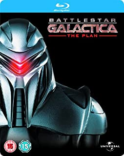 Battlestar Galactica: The Plan (Steelbook) [Blu-ray] [Region Free] (B0033WSJPA) | Amazon price tracker / tracking, Amazon price history charts, Amazon price watches, Amazon price drop alerts