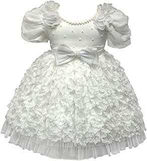 XFentech Baby Dress - Girls Bowknot Beauty Princess Fairytale Dresses Fancy Dress Children Costumes,Beige,24M(19-24 Months)