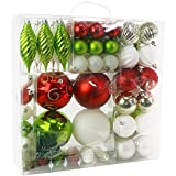 Top 10 Red and Green Christmas Ornaments