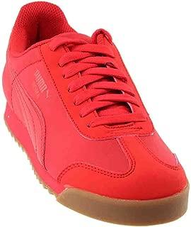 PUMA Roma Basic Summer Sneakers (Toddler/Little Kid/Big Kid) Red
