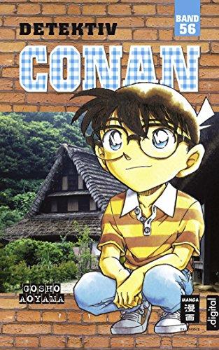 Detektiv Conan 56 (German Edition)