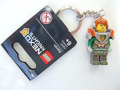 Lego Nexo Knights Aaron Keyring - 853685