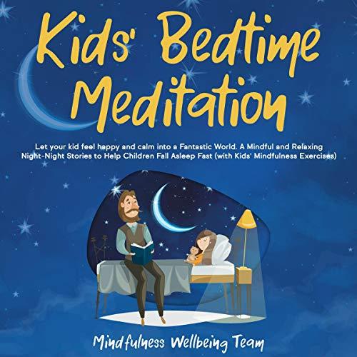 Kids' Bedtime Meditation cover art