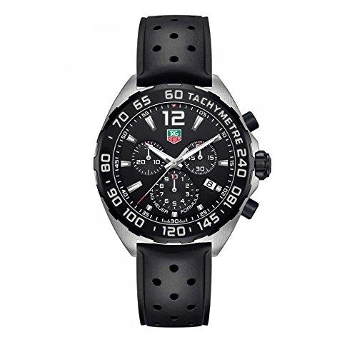 タグホイヤー フォーミュラ1 クロノグラフ 腕時計 メンズ TAG Heuer CAZ1010.FT8024 [並行輸入品]
