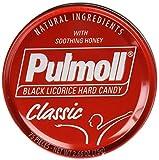 Pulmoll Black Licorice Lozenges Classic, 2.6 Ounce