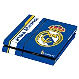 Official Real Madrid C.F. Football Club Licensed Product. Manufactured distributed under license by GOALSQUAD. PS4 Skin Playstation 4 Console Vinyl Skin, Inner Material: Lining, Anti Fade Waterproof Bubble, Free Finish, Anti Scratch, Easy Application...