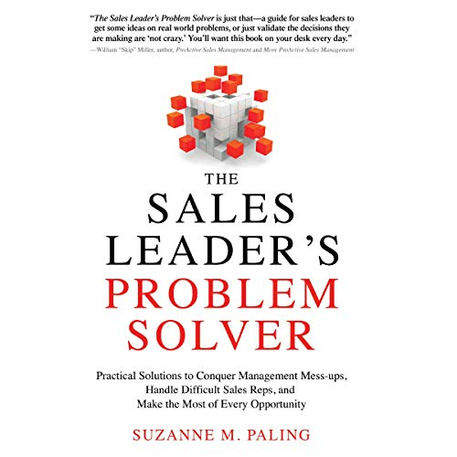 Couverture de The Sales Leader's Problem Solver