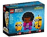 LEGO Minions Brickheadz Belle Bottom, Kevin y Bob Set 40421