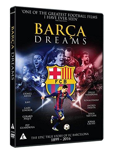 Barca Dreams [DVD] [Reino Unido]